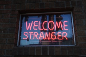 Thoughts on Cannes - welcome stranger image