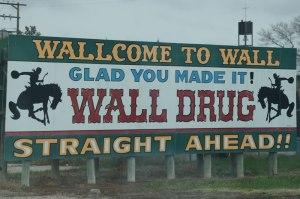Wall Drug Billboardby Megan Averell