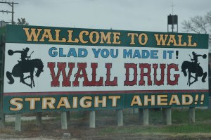 Wall Drug Billboardby Megan Averell